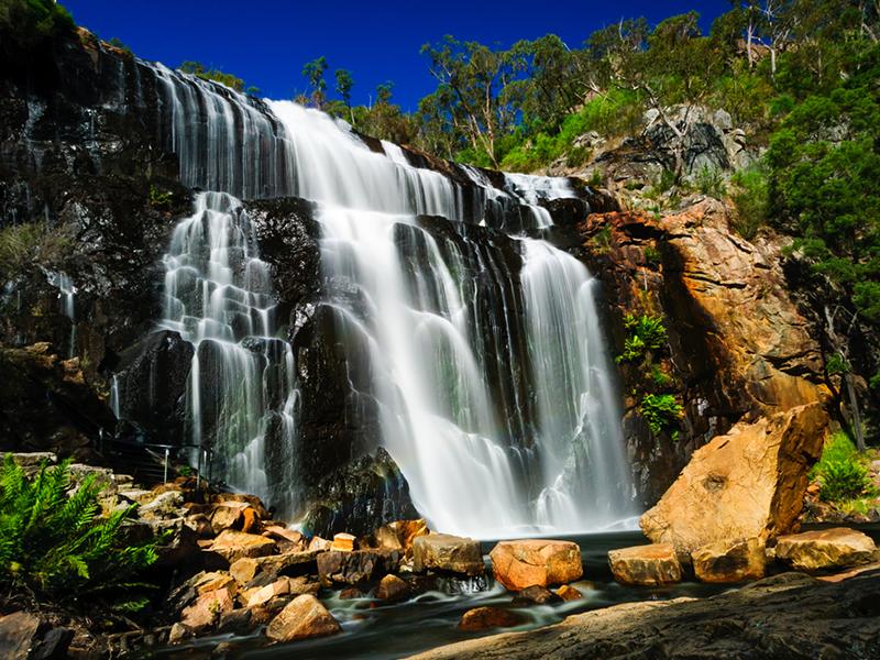 グランピアン国立公園